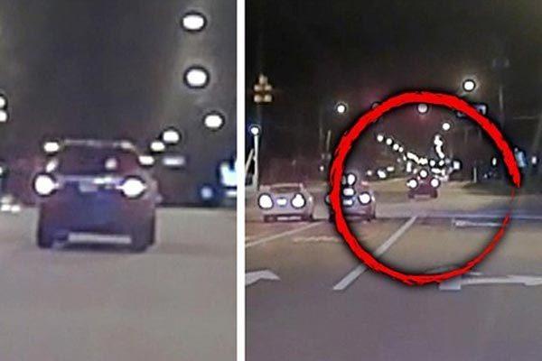 Bé 8 tuổi lấy trộm xe hơi của mẹ phóng như bay trên xa lộ
