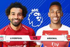 Liverpool vs Arsenal: Đại chiến luận anh hùng