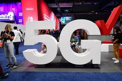 Doanh thu từ mạng 5G sẽ tăng gấp đôi vào năm 2020