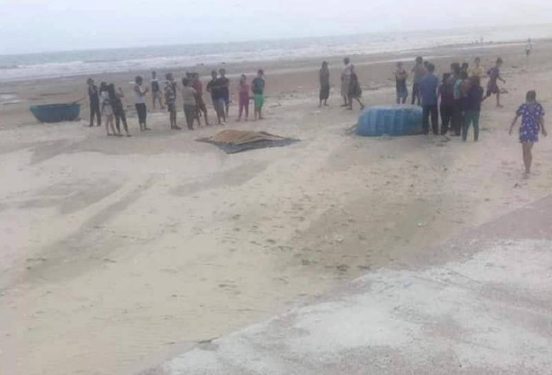 Four students drown in Mui Ne