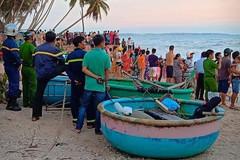 Four students drown in Mui Ne
