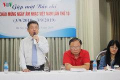 'Mùa thu nhớ Bác': Ngày hội tôn vinh nền âm nhạc Việt Nam