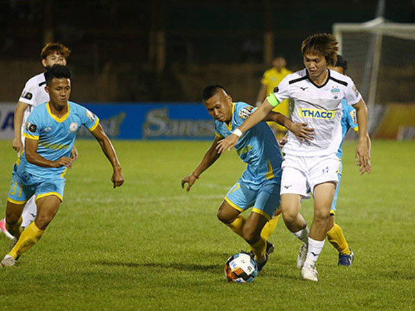 V.League 1 relegation battle heading to the wire