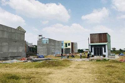 Cả loạt quan huyện, xã ở Bình Chánh bị kỷ luật vì sai phạm đất đai