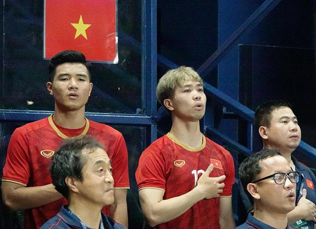Công Phượng,HLV Park Hang Seo,tuyển Việt Nam