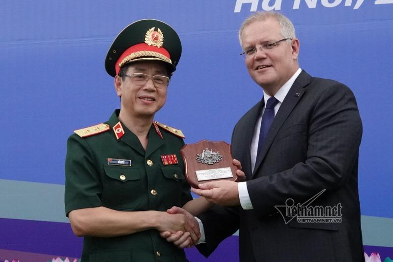 Australia,gìn giữ hòa bình,bệnh viện dã chiến