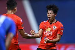 Sao trẻ Thái Lan háo hức đấu tuyển Việt Nam