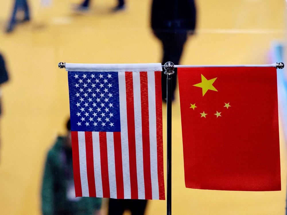 Mỹ,Trung Quốc,Mỹ - Trung,thương mại,cuộc chiến thương mại,Chiến tranh thương mại Mỹ - Trung,Donald Trump,Tập Cận Bình