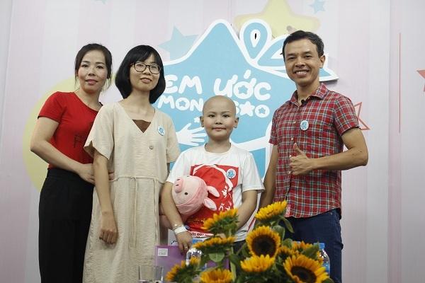 bệnh nhi ung thư,Ung thư máu,từ thiện