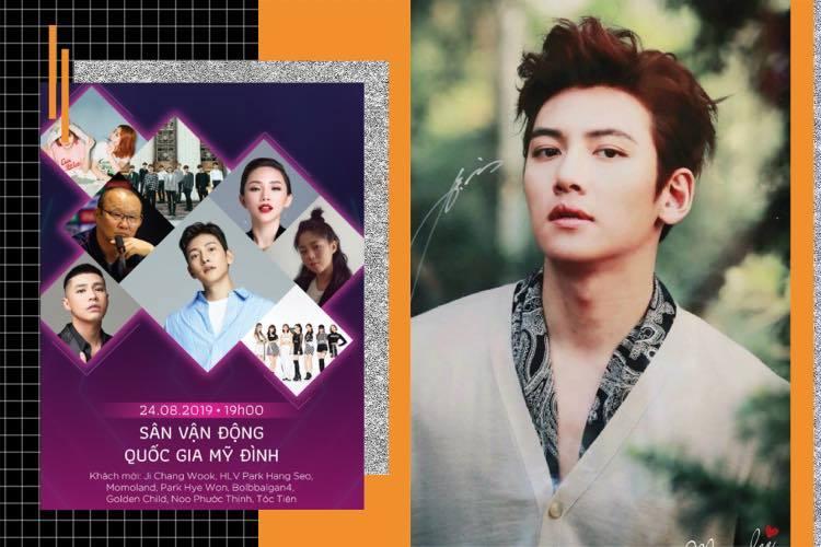 Sao Hàn,NCT Dream,ITZY,Wonder Girls,K-Pop Daebak,Ji Chang Wook,Tóc Tiên,BTS,Red Velvet