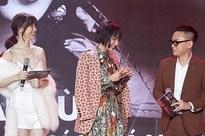 Hari Won đọc tên Châu Bùi thành bộ phận nhạy cảm của đàn ông ngay trong lễ trao giải trực tiếp