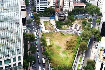 Điểm mặt những dự án BĐS nghìn tỷ bỏ hoang giữa lòng Sài Gòn