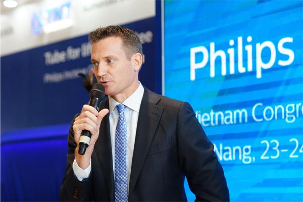 Philips trình làng các giải pháp đột phá về chẩn đoán hình ảnh