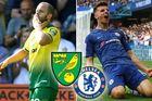 Trực tiếp Norwich vs Chelsea: Lampard lành ít dữ nhiều