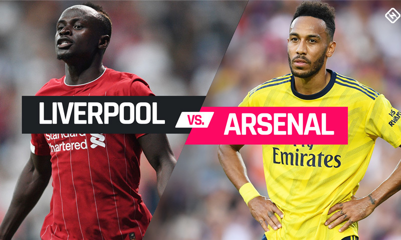 Liverpool,Arsenal