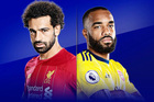 Liverpool 0-0 Arsenal: Thết đãi tiệc tấn công (H1)