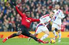 MU 0-0 Crystal Palace: Quỷ đỏ ép sân toàn diện (H1)