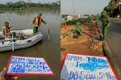 Điều bất thường thi công thần tốc 2 dự án rà phá bom mìn ở Quảng Bình