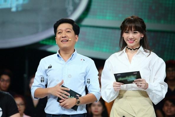 Hari Won bị 'ném đá' vì đọc tên Châu Bùi thành từ nhạy cảm