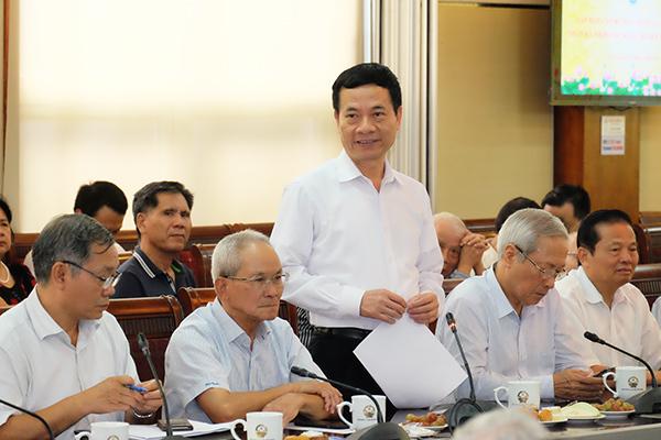 Đi sau về 2G, 3G, 4G nhưng với 5G, Việt Nam sẽ đi cùng thế giới