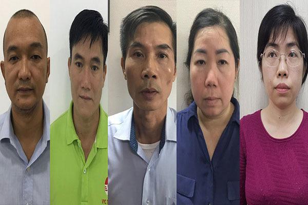 Bắt bộ sậu 2 công ty du lịch tiếp sức cho ông Lê Tấn Hùng tham ô