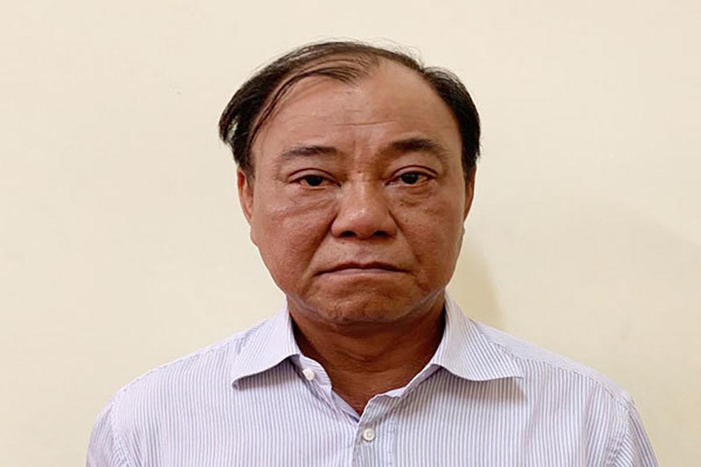 Lê Tấn Hùng,Tham ô,Tham nhũng