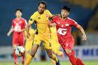 Bùi Tiến Dũng cứu thua, Than Quảng Ninh 0-0 Bình Dương