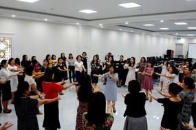 Tập huấn giáo dục phát triển tình cảm, kỹ năng xã hội cho trẻ mầm non