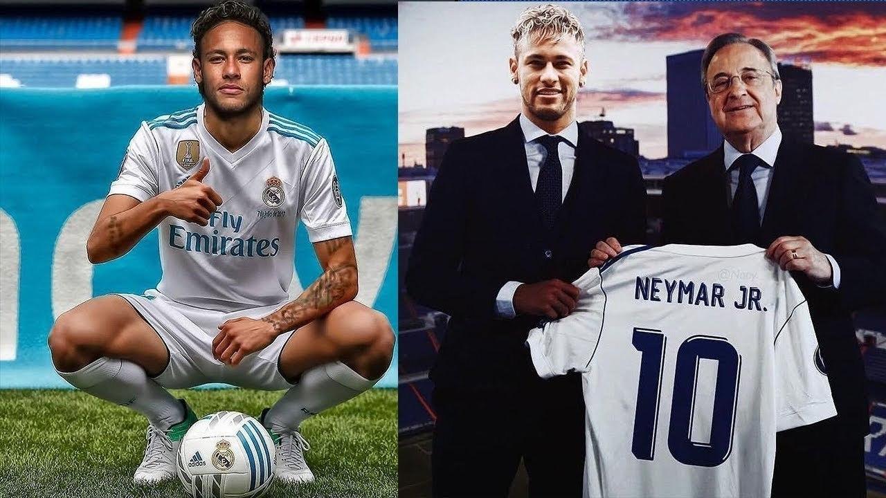 Real Madrid chi nửa tỷ euro, quyết lấy Neymar