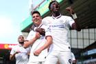 Norwich 2-2 Chelsea: Rượt đuổi siêu hấp dẫn (H1)