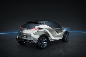 Lexus phát triển hatchback mới cỡ nhỏ