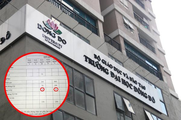 """Bộ trưởng Giáo dục: """"Qua vụ Đông Đô tiếp tục chấn chỉnh các trường"""""""