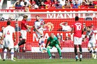 MU 0-0 Crystal Palace: Daniel James bỏ lỡ cơ hội (H1)