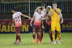 Thua trắng Sài Gòn, Thanh Hóa FC lâm nguy