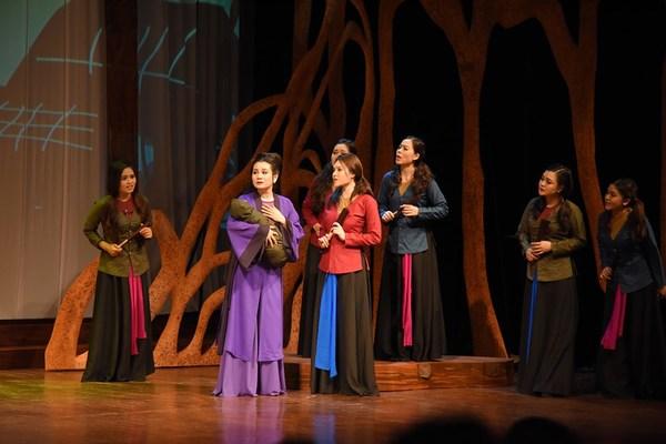 Một câu chuyện khác về nàng Tô Thị trên sân khấu