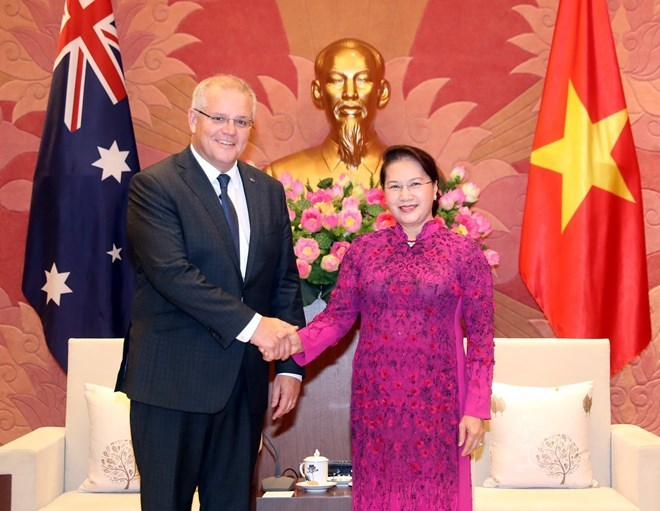 Australian Prime Minister's activities in Vietnam