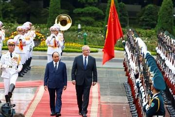 Australian Prime Minister's activities in Vietnam