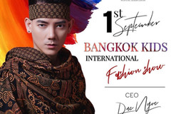 Dac Ngoc to debut collection during Bangkok Kids International Fashion Week