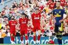 Liverpool 3-0 Arsenal: Salah bùng nổ (H2)