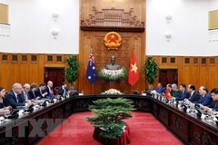 Vietnam, Australia target $10 billion in trade in 2020