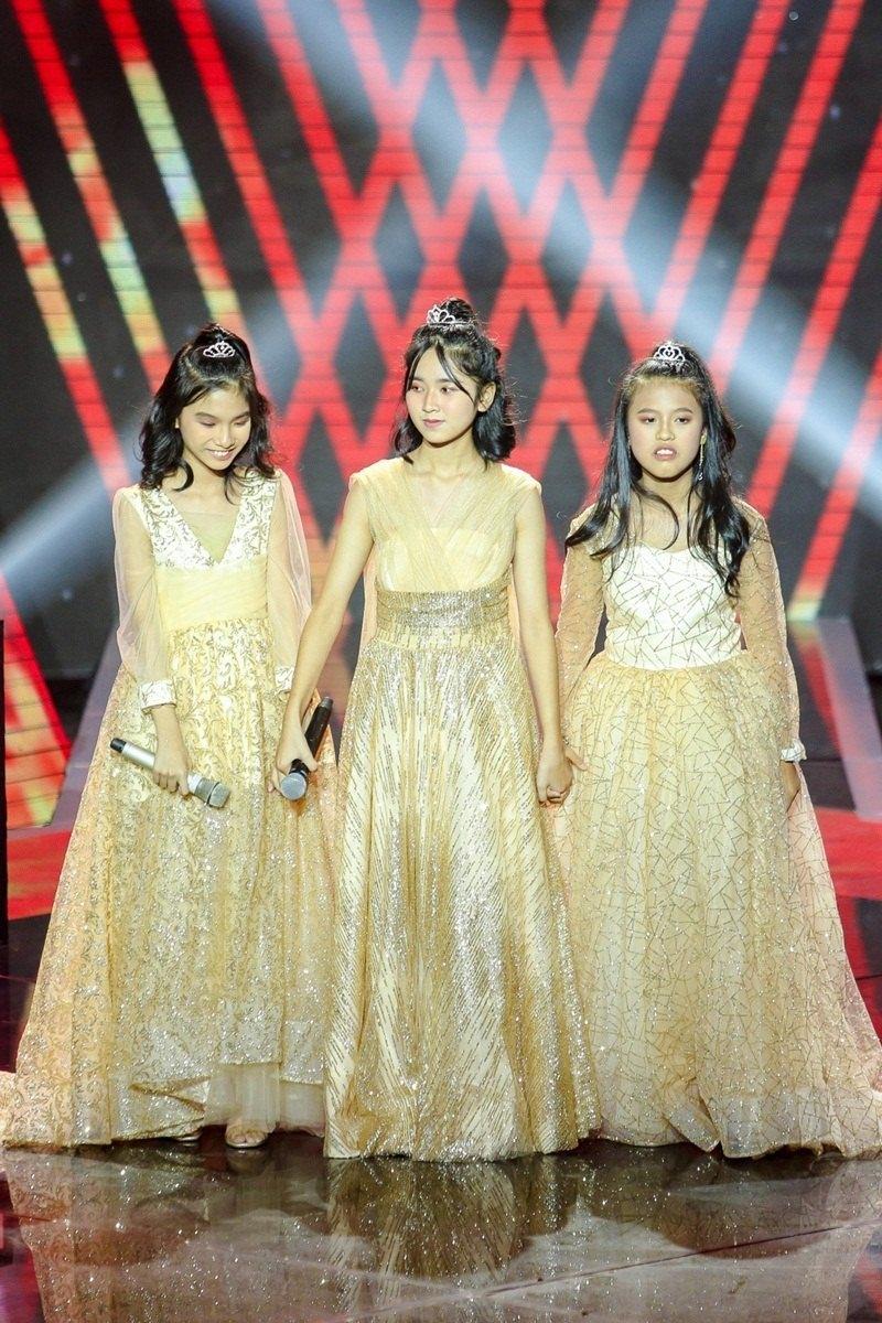 Hương Giang,Dương Cầm,The Voice Kid,Giọng hát Việt nhí,Giọng hát Việt nhí 2019,Phạm Quỳnh Anh