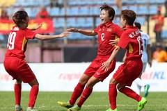 Trực tiếp nữ Việt Nam vs Philippines: Hẹn Thái Lan ở chung kết