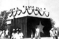 Tự do - tư tưởng chủ đạo của Tuyên ngôn độc lập năm 1945