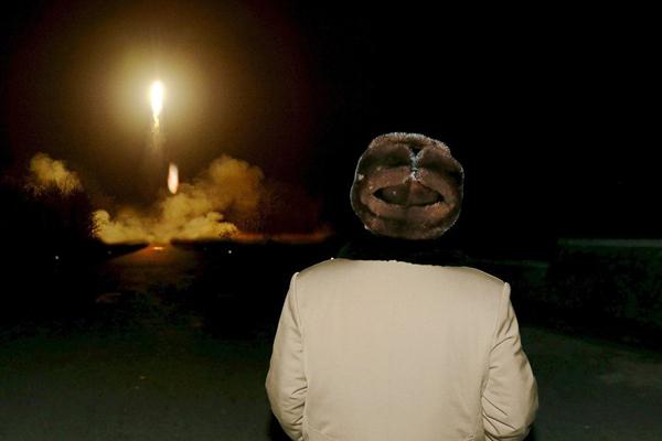 Triều Tiên tuyên bố thử thành công bệ phóng tên lửa bắn loạtmới