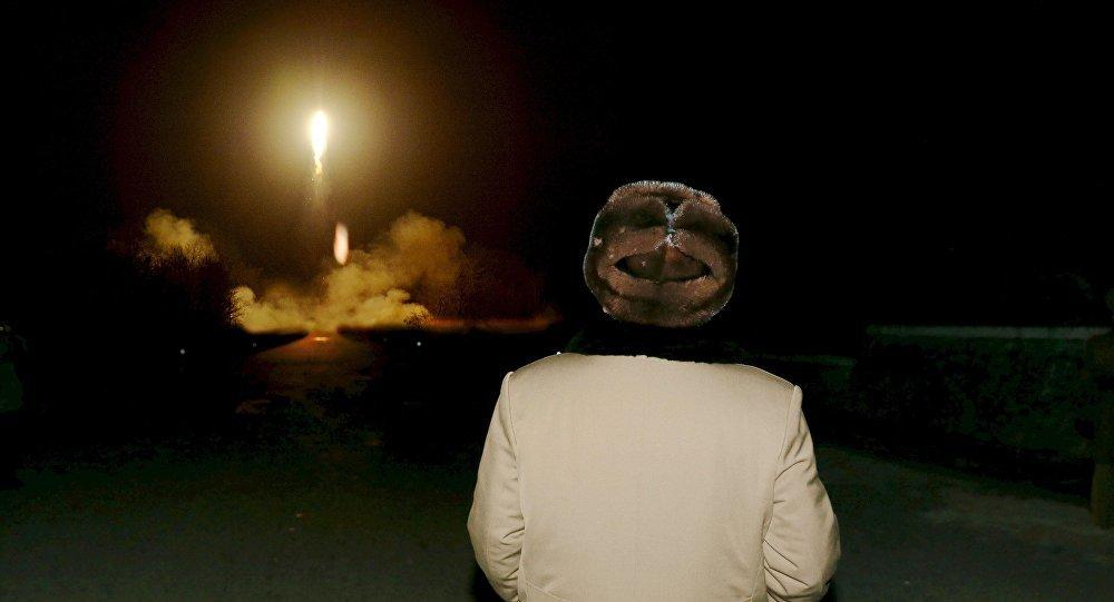 Triều Tiên,Mỹ,tên lửa,phóng thử,Kim Jong Un,Donald Trump,Hàn Quốc,quân sự,quân đội,đàm phán