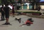 Xe máy kẹp 5 lao dải phân cách, 4 người chết ở Thái Nguyên đều là sinh viên