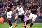 Tottenham 0-0 Newcastle: Son Heung Min tái xuất (H1)