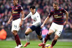 """Trực tiếp Tottenham vs Newcastle: Bắn hạ """"Chích chòe"""""""