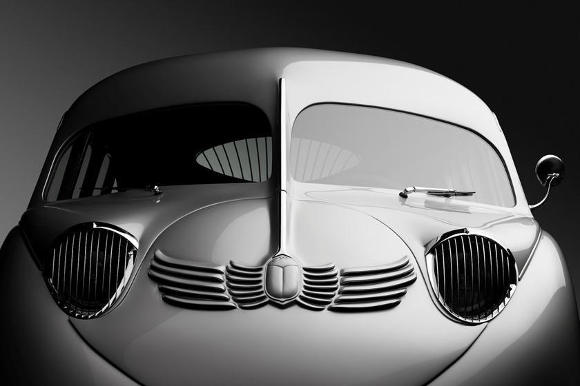 Ngắm chiếc minivan đầu tiên trên thế giới