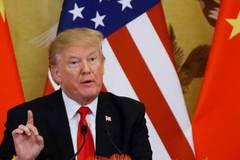 Điểm đột phá, Trung Quốc lùi bước, Donald Trump thấy hài lòng